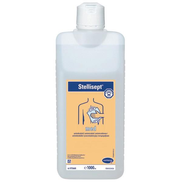 Hartmann Stellisept® med Waschlotion 1ltr. (10 Flaschen)