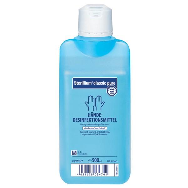 Sterillium ® classic pure 500 ml