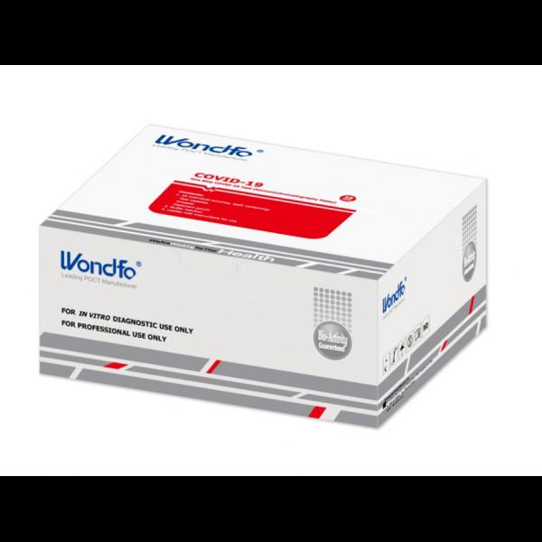 WONDFO 2019-nCoV Antigen Test (Lateral Flow Method) (Inhalt 20 Stück)