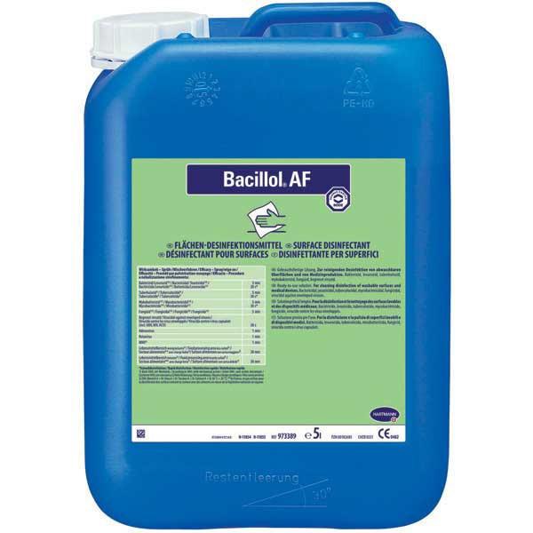 Hartmann Bacillol® AF Alkoholisches Schnell-Desinfektionsmittel 5l